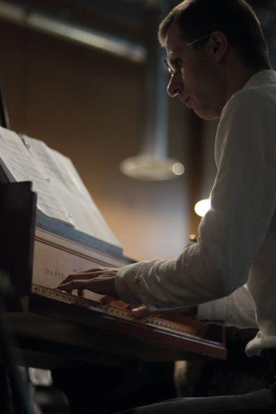 Borys, harpsichord